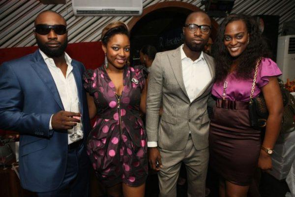 Dayo Obasanjo, Lillian Unachukwu, charles Okpaleke and Njay Odili