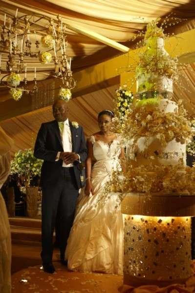 Bella adenuga jameel disu white wedding exclusive bella naija0038