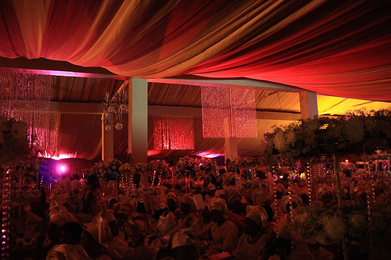 Bn wedding glam the bella adenuga amp jameel disu wedding