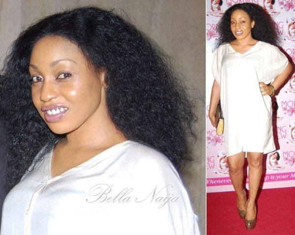 Nollywood Star, Rita Dominic