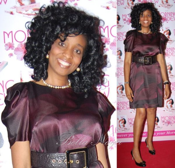 Funmi Victor-Okigbo of No Surprises Events