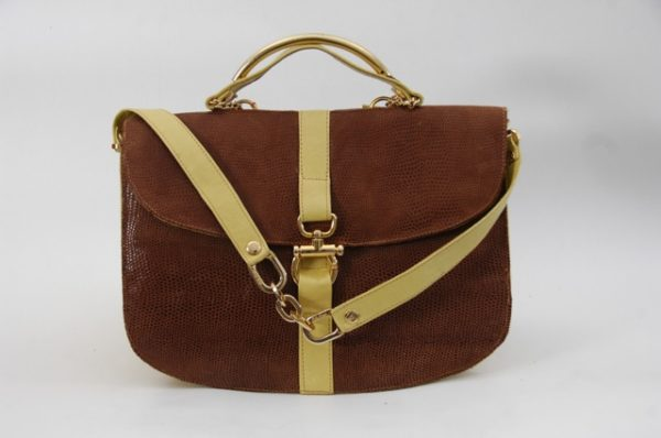 Designer, Didi Isah will be selling pieces at LPM. Like this gorgeous bag? You can buy one there