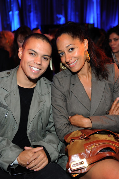 Evan Ross & sister, Tracee Ellis Ross