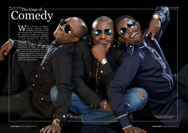 Mode Men Kings of Comedy 2