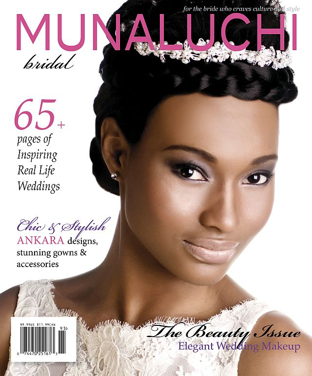 African Inspiration For The Modern Bride: Munaluchi Bridal