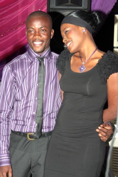 NaMyWedding Grand Prize winners - Oluwatimilehin and Temitope
