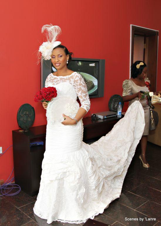 Bella naija wedding dress car tuning