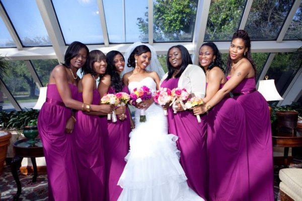 Chika fagoyinbo amp ikenna nwakanma white wedding bella naija032