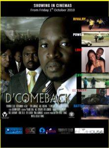 D'Comeback Nigeria