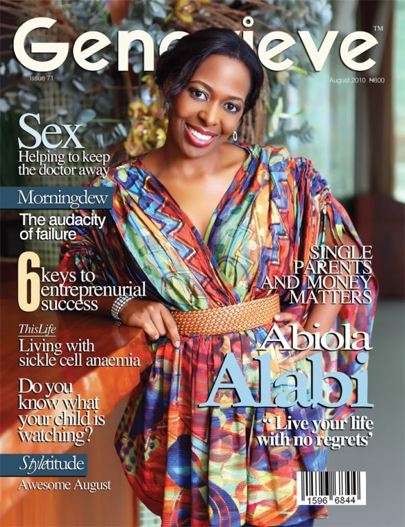 Image result for biola alabi genevieve magazine cover