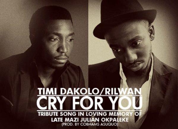 Timi Rilwan Tribute Song Mazi Okpaleke