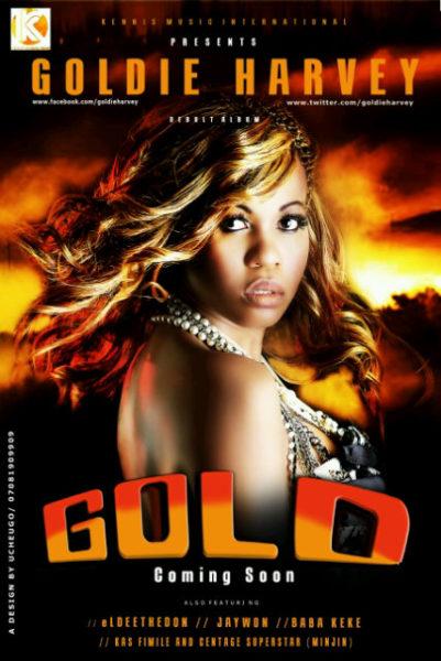 Goldie new album