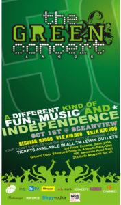Green Concert Lagos