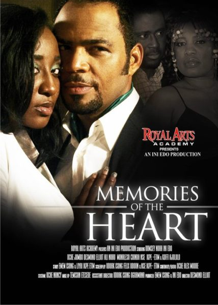 Ini Edo Memories of my heart