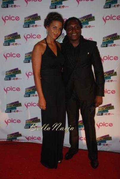 Yetunde & Steve Baba Eko