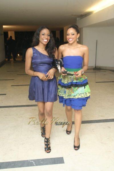 Renny Akande & Jasmine Bruce
