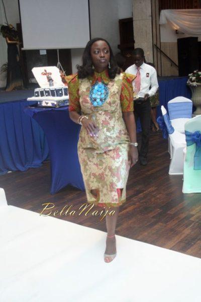 President of IWS - Ekua Abudu