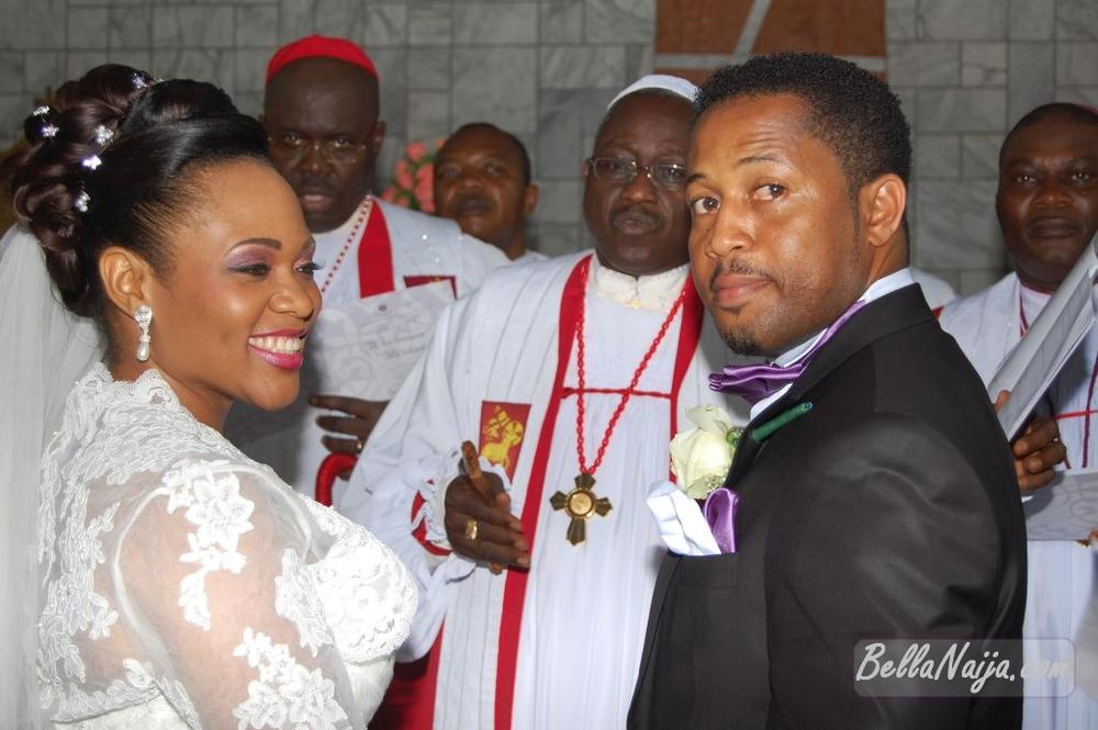 mike ezuruonye wedding pictures