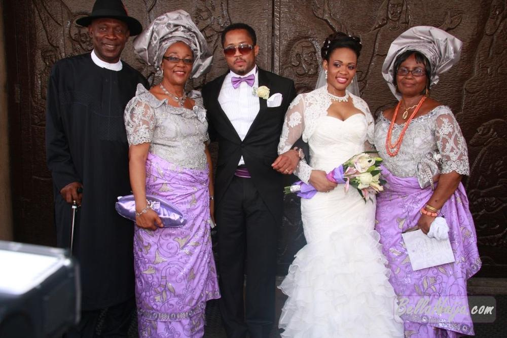 ... Ezuruonye Keke Nnorom White Wedding Nov 2010 EXCLUSIVE Bella Naija027