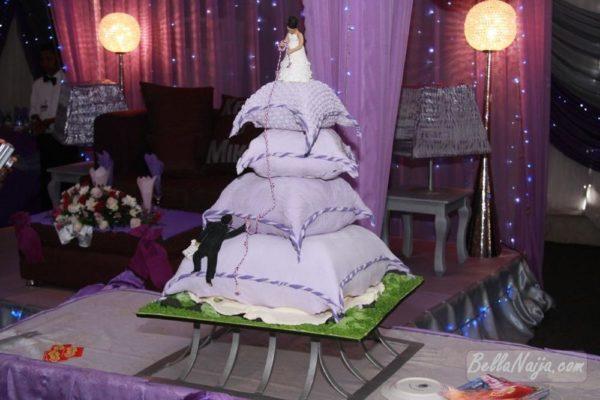 BN Celebrity Weddings Mike Ezuruonye Weds Nkechi Keke Nnorom In