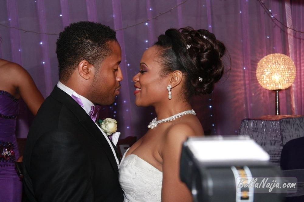 Mike Ezuruonye Keke Nnorom White Wedding Nov 2010 EXCLUSIVE Bella Naija046