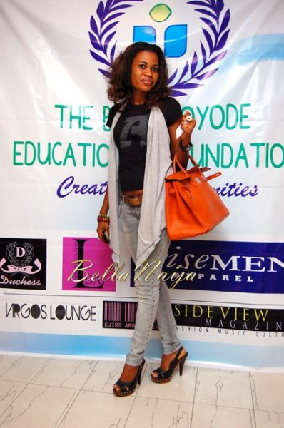 """The Bola Soyode Educational Foundation hosts """"An Evening ..."""