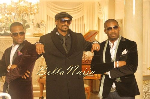 DBanj Snoop Dogg Don Jazzy BellaNaija