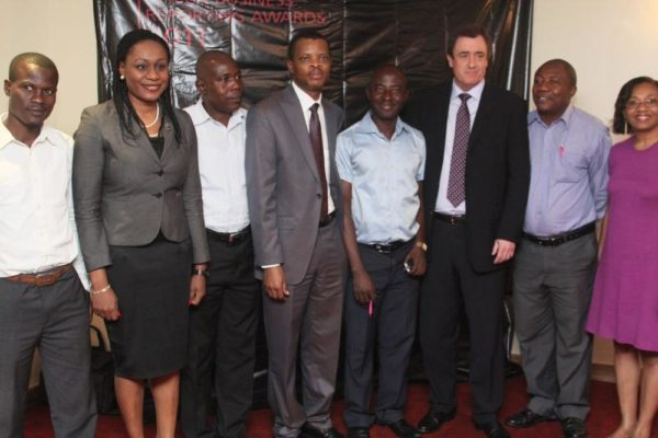 Diageo africa business reporting awards for students