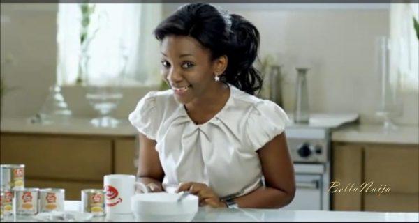 Genevieve Nnaji Luna Campaign BellaNaija