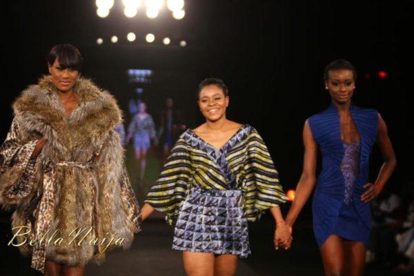ARISE Magazine Fashion Week 2011 - Lifetime Achievement Award Winner - Deola Sagoe