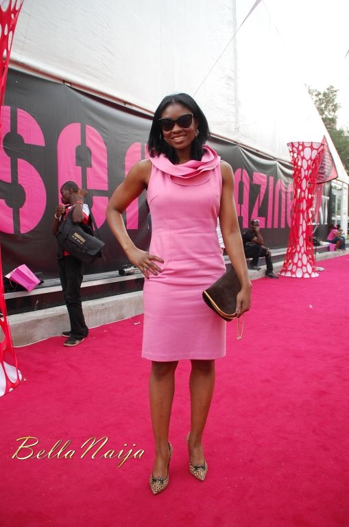 Arise Magazine Fashion Week Lagos 2011 Air Kisses Day 3 In Photos Bellanaija