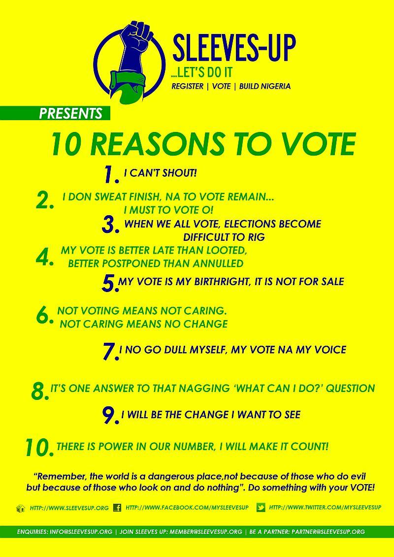 10 reasons flier front