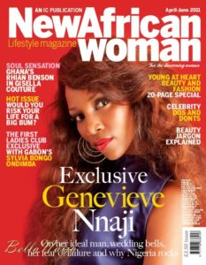 New African Woman Magazine Genevieve Nnaji - BellaNaija - April 2011 - 004