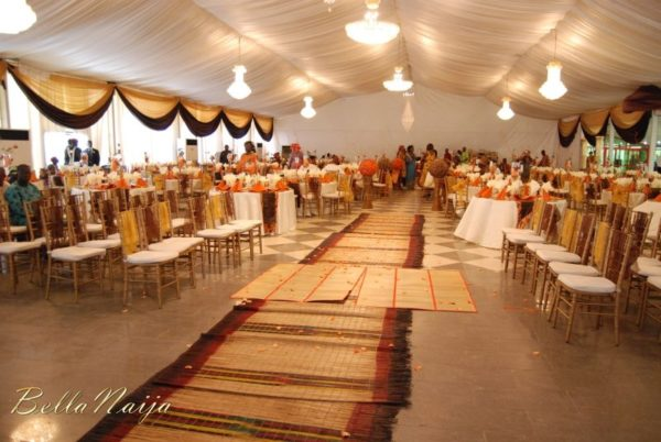Bn Wedding Glam The Timi Awoyinka Amp Deji Ogunnowo