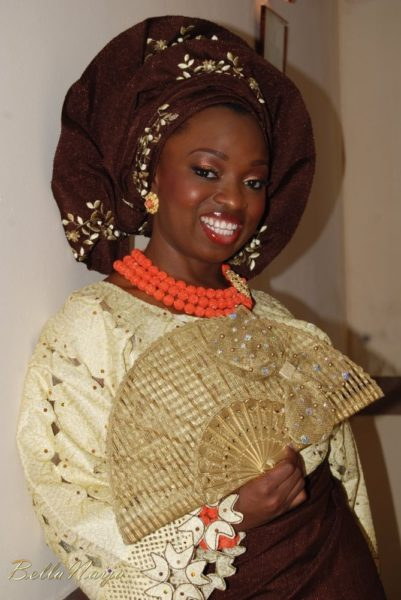Timi Awoyinka Deji Ogunnowo Traditional Wedding BN Wedding Glam - May 2011 - BellaNaija Exclusive 033
