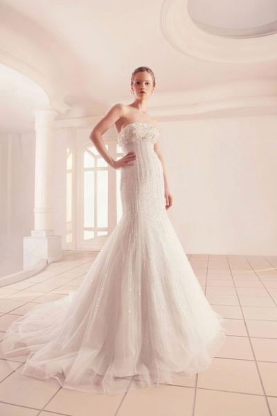 Georges Hobeika Bridal 2011 - June 2011 - BellaNaija 001