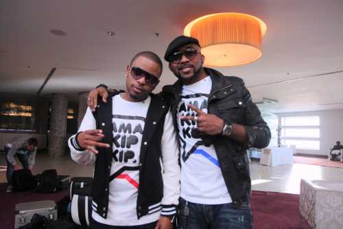 L Tido Hairstyle: New Video: L-Tido Feat. Banky W