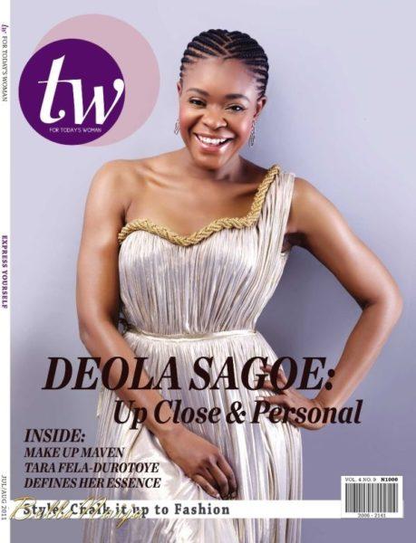 Deola Sagoe TW Magazine - July 2011 - BellaNaija 005