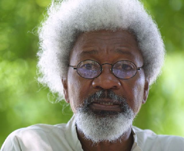 Wole Soyinka: I'll leave the U.S. the day Trump takes office