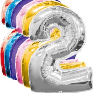 number-2-balloon