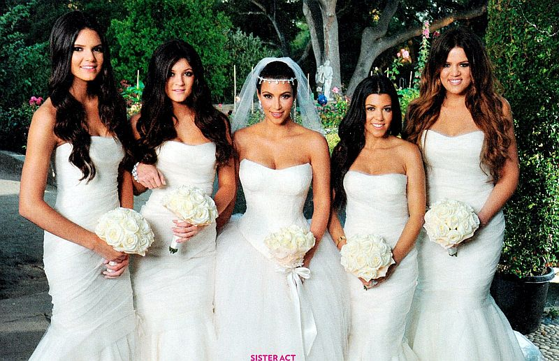 Kim Kardashian ...