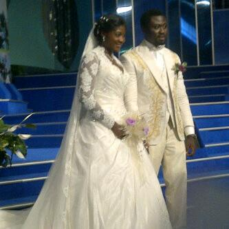 Image result for Mercy Johnson and her husband Prince Odianose Okojie marriage
