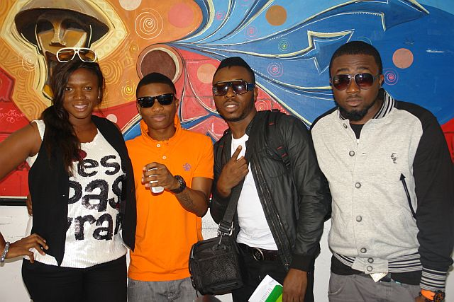 ice prince and wizkid - photo #3