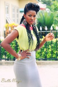 Stephanie Okereke Kanekalon  - August 2011 - BellaNaija 002