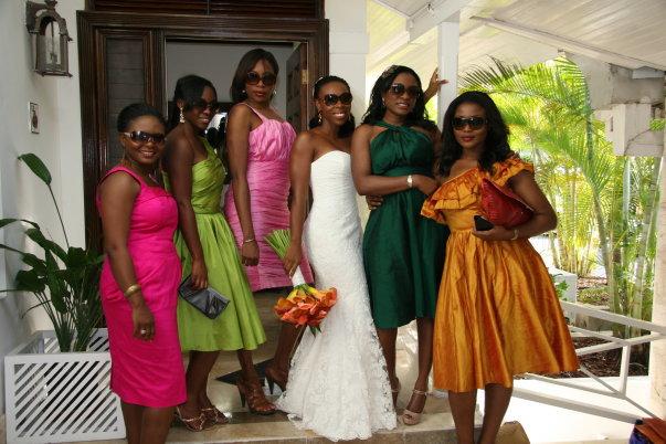 Dress jamaica guest of wedding