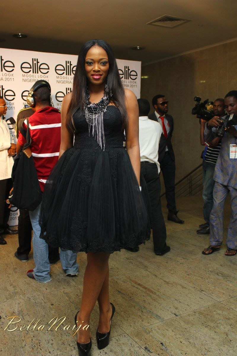Bn Red Carpet Fab Fashion Awards 2016: BN Red Carpet Fab: 2011 Elite Model Look Nigeria Finale