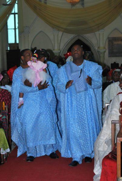 Folorunsho alakija wedding