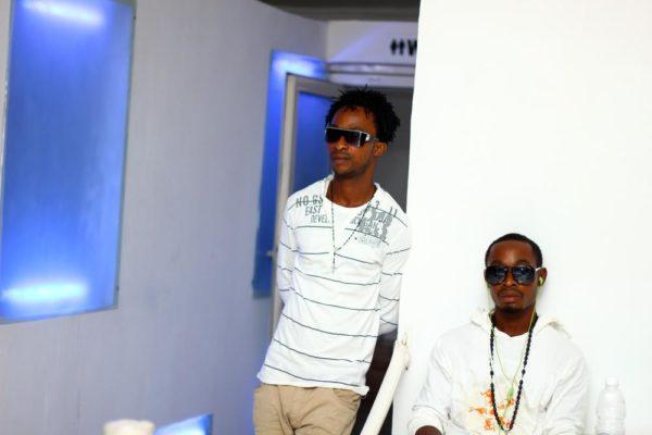 BN Exclusive: Hanging with Banky W, eLDee & Tiwa Savage on ...