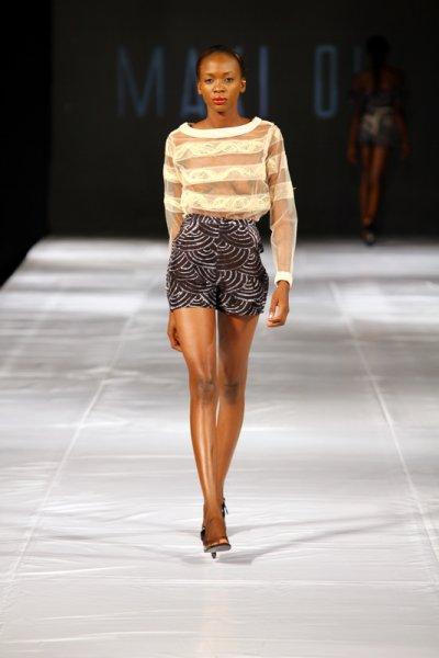 Mtn Lagos Fashion Design Week 2011 Maki Oh Bellanaija