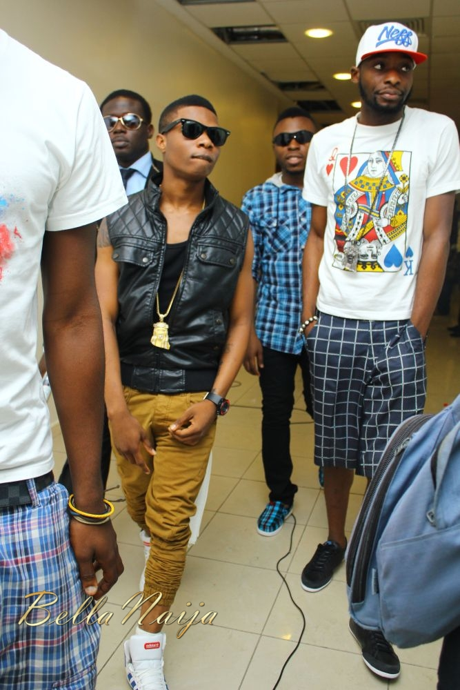 ice prince and wizkid - photo #18